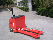 1.5 T electric pallet truck from China MIMA forklift anhui factory