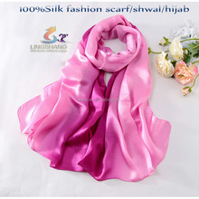 New products 100% silk hijab shawl scarf,fashion scarf for painting