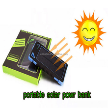 New Arrival Portable Solar Charger/Solar Panel System/ Portable Solar Phone Charger