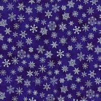 silver snowflake printed organza fabric for dress