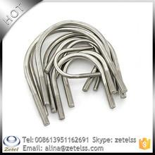 China high quality u bolt clamp, u-bolt, u bolt