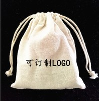cotton Velvet jewelry bag jewelry pouch bag