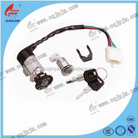 Motorcycle Lock Set Good Quality Motorcycle Fuel Lock And Ignition Lock And Competitive Price Chinese Manufactory