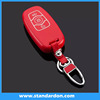 leather car key cover for H6 smart key cover, remote key cover with hot selling colors