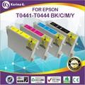 recarga cartucho de tinta t0441 t0442 t0443 t0444 para epson