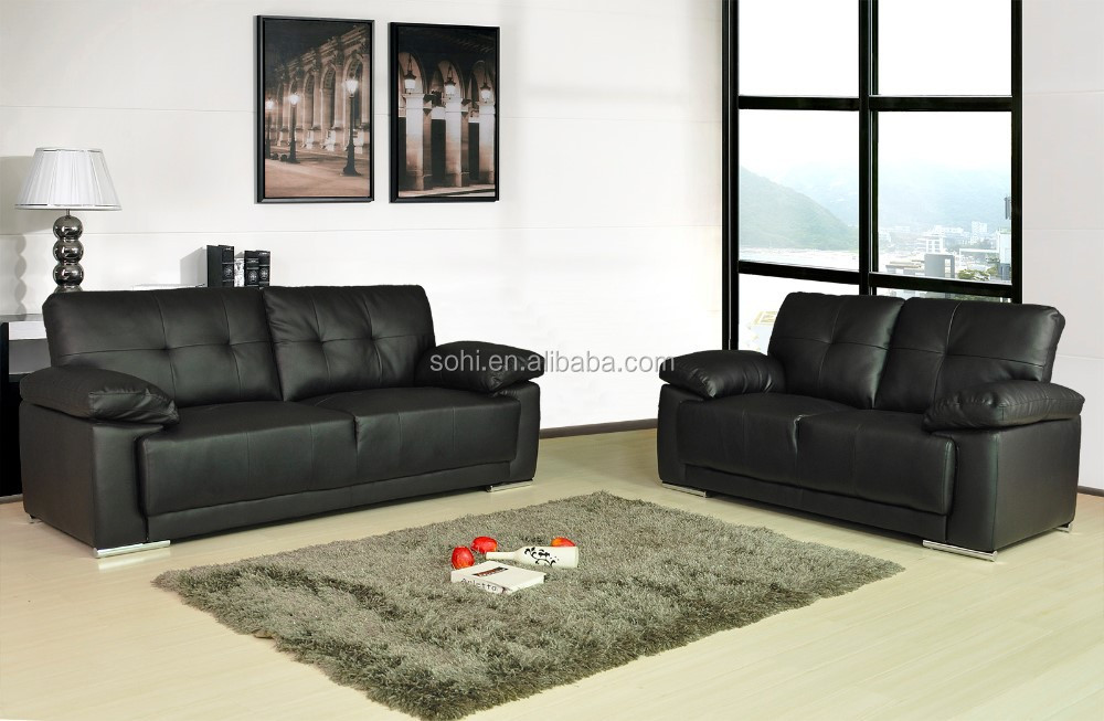 Modern Leather Sofa Set Leisure Sofa Set Sofa Set With