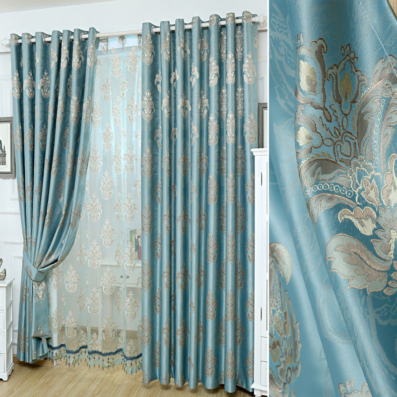2015 China Wholesale Ready Made CurtainReady Made