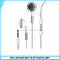 For Apple iPhone Earphones with Mic with Retail Package