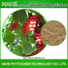 Relieve hypertension 2015 alibaba hot sale herbal extract ,Schisandra chinensis Extract ,100% Schisandra extract