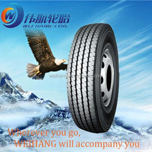 Tubeless radial truck tyre with high quality AND made in china