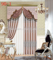 blackout fabric window curtain for living room,children room