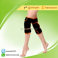 Magnetotherapy thermal knee pad