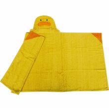 animales de algodón toallas con capucha para bebé y niños nuevo estilo
