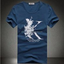 nanchang weilu garment organic cotton t shirt man t-shirt