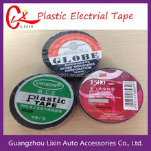 Electric wire Single Side adhesive 3m High Voltage Insulation Black PVC Electrical Tape