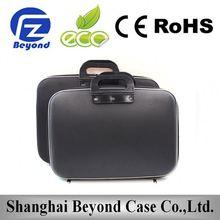Custom Hard EVA Laptop Case Hard shell Metal Lap top Case