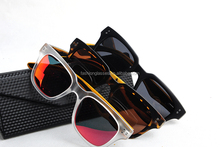 most popular hot sell in European market transparent pc frame sunglasses for men and women BP5502