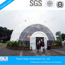 2015 new design dome tent, circus tent, dome shaped tent in different usages