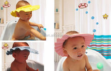 Free Shipping New Product Baby Shampoo Cap Bath Hat Shower Cap