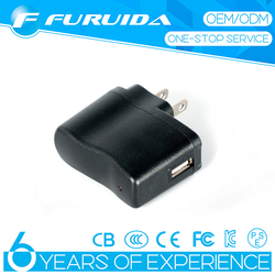 5W Single USB Power Adapter for Electronic Cigarette