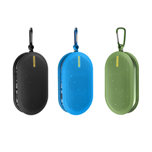Powerful Portable HIFI Bluetooth speaker Wireless Boombox music player Stereo outdoor radio speaker support USB/TF/MP3/MP4