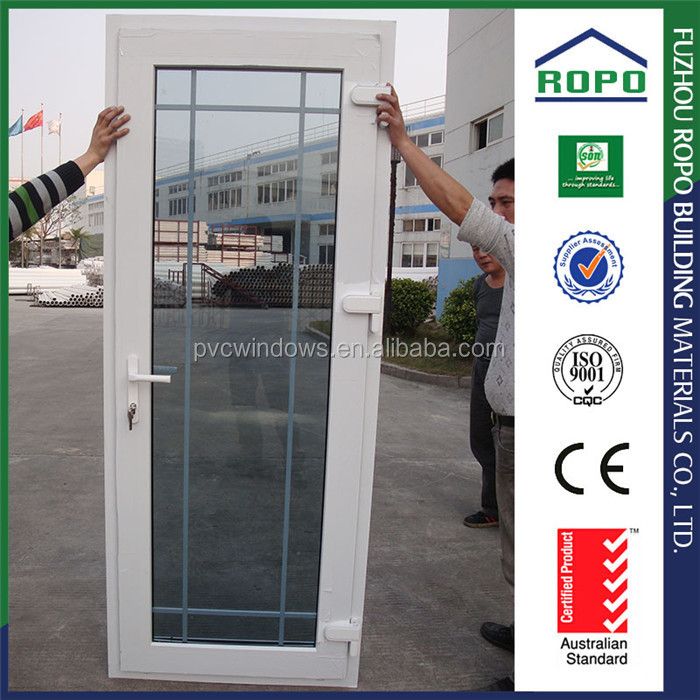Grill design single open french door double glass door for Double open french doors
