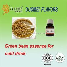 Mung bean flavor essence(green bean flavor) for ice cream production application
