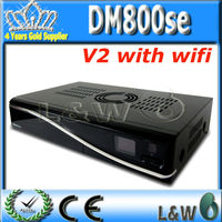 samsat hd dm800se v2 wifi digital linux enigma2 sunray 800se dm800hd se wifi V2 hd best decoder stock