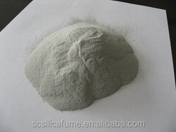 Densified Fumed Silica for concrete and cement industry