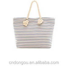 Popular Eco Friendly Cotton Shopping Tote Bag Canvas Bag OEM
