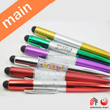 expensive promotional aluminum ball pen colored