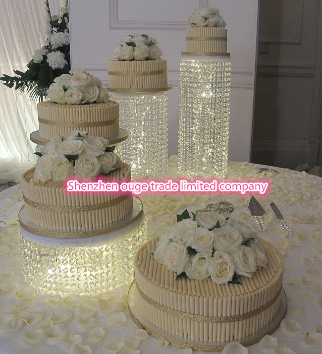 Trade Cake Stands : Cake stand for wedding table centerpieces height can be