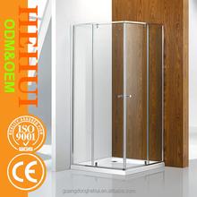 2RC-K450 five start hotel sauna steam shower room/ and profiles shower room for bathtub shower enclosures