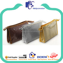 Wellpromotion promotional small glitter cosmetic case