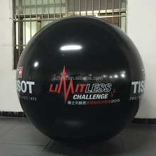 2m diameter custom printed inflatable outdoor display ball for advertising