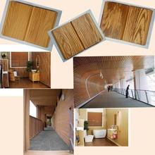 interior decorative wpc sandwhich panel