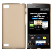 Solid Color TPU Back Cover Case for BlackBerry Z3