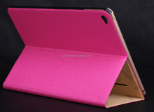 Factory price wallet case for ipad air , for apple ipad 5 smart cover