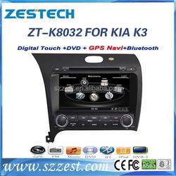 For kia cerato accessories car audio dvd for KIA NEW CERATO/K3/FORTE 2013 2014