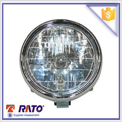 motorcycle head lamp for chopper type motorcycle RC200
