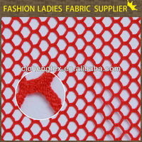 fabric mesh product heavy duty 100 polyester mesh fabric shaoxing textile mesh fabric