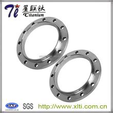 High Quality Blind DN300 Gr5 Titanium Flange ASTM B381 for Pressure Vessel