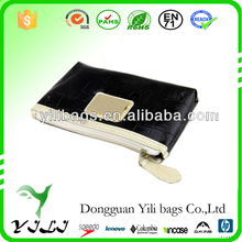 Leather Small Make Up Custom Travel Bags Cosmetic Case