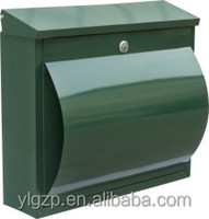 Magazine box Waterproof Outdoor Mailbox authorization letter