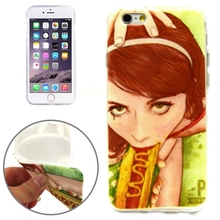 Wholesale Price Various Designs Protective Soft TPU Case for iPhone 6