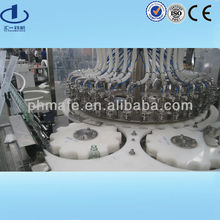 machine for glass bottle IV injection making