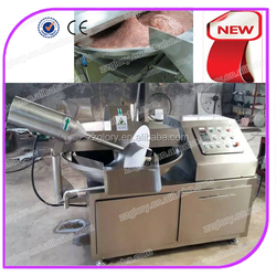 Stainless Steel Meat Bowl Chopper For Sale/Meat Chopper Machine Price/Professional Blender Mixer Chopper With Factory Price