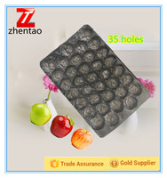 Kiwi Fruit Market Popular Wholesale Fruit&Food Industray Packaging Plastic Tray With Dividers