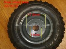 Kazuma Dingo 250 23-7-10 V tread front wheel assy for atv quad bike CG250-651-AAA