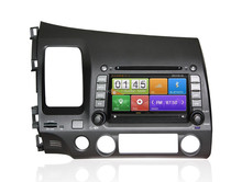 touch screen car dvd player with gps for Honda Civic GPS navigation system